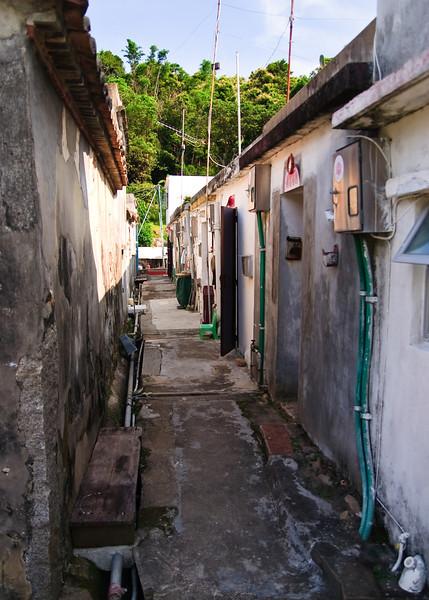 Village near Tung O Wan