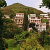 Residences along the trail from Yung Shue Wan to Suk Kwu Wan