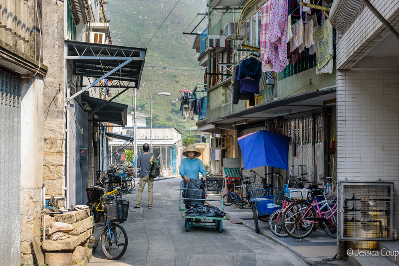 Tight Streets of Tai O