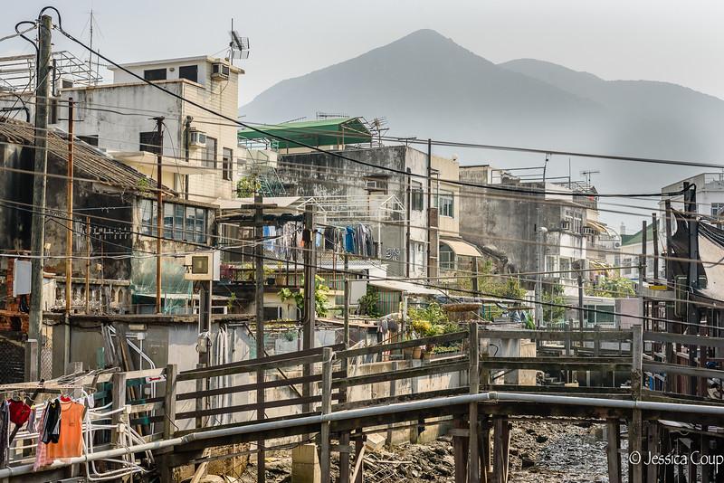 Pang Uk (Stilt Houses)