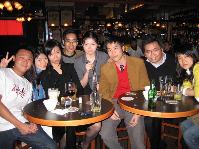 Council gathering -- Frankie, Winnie, Zenia, Albert, Wendy, Chau Tak, Allen, Monica