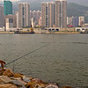 Fishing in Tsing Yi