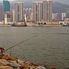 Fishing in Tsing Yi