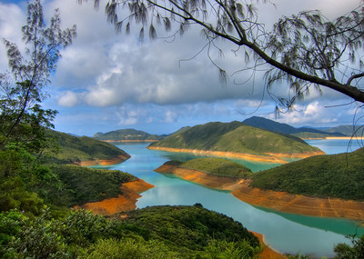 The most scenic hiking route in Hong Kong