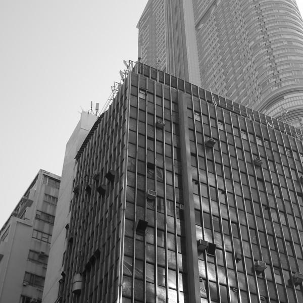 K11 residental tower, Kowloon.