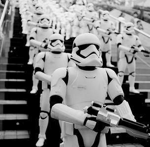 Star War Show in HK
