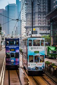 Hong Kong Tramsway