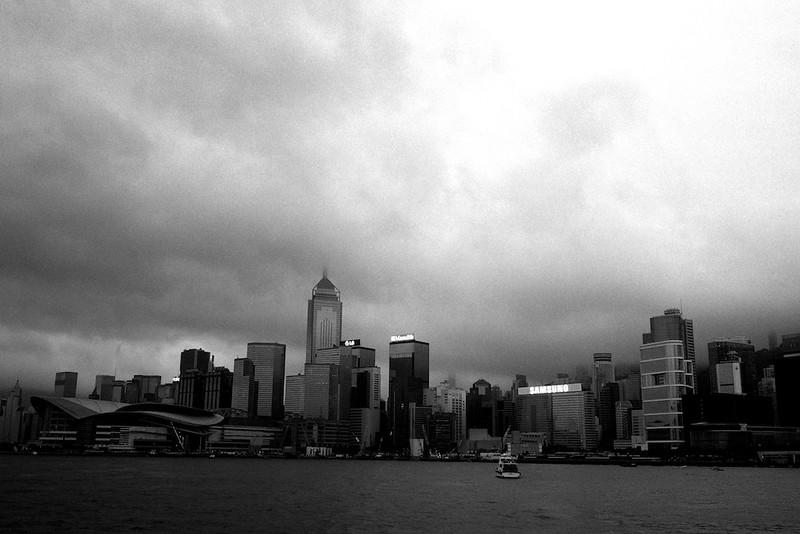 Hong Kong, 2015