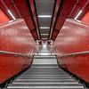 Symmetry in MTR Station.
