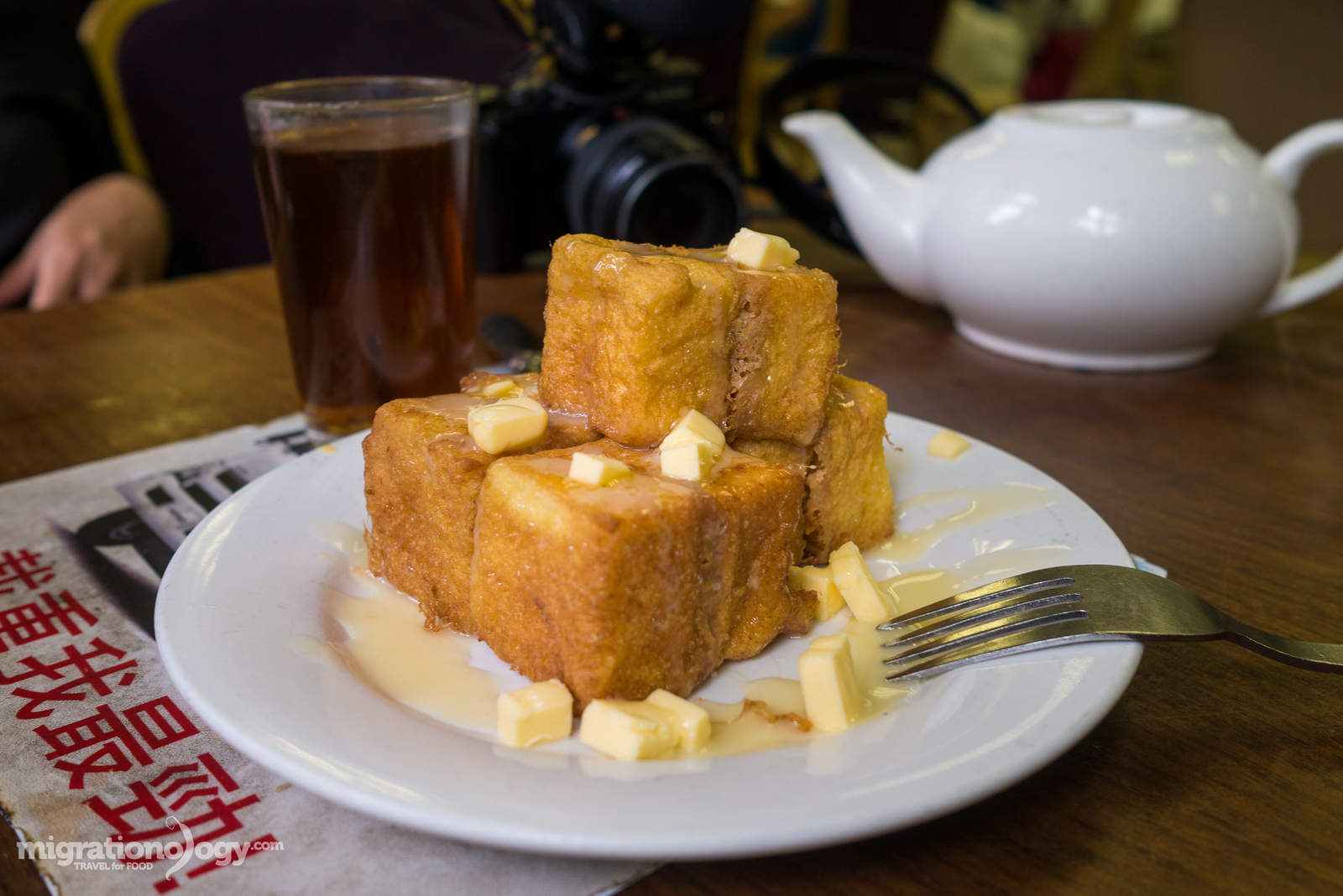Hong kong food guide 25 must eat dishes where you can try them hong kong french toast forumfinder Image collections