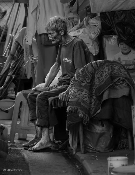 Behind the Communist Curtain, Hong Kong, China