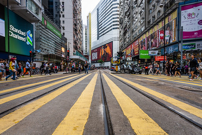 Causeway Bay Crossing.