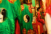 Cérémonie taoïste pendant la fête des Petits pains (Bun Festival) sur l'île de Cheung Chau. Hong Kong/Chine