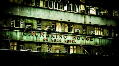 The infamous Chungking Mansions 2010