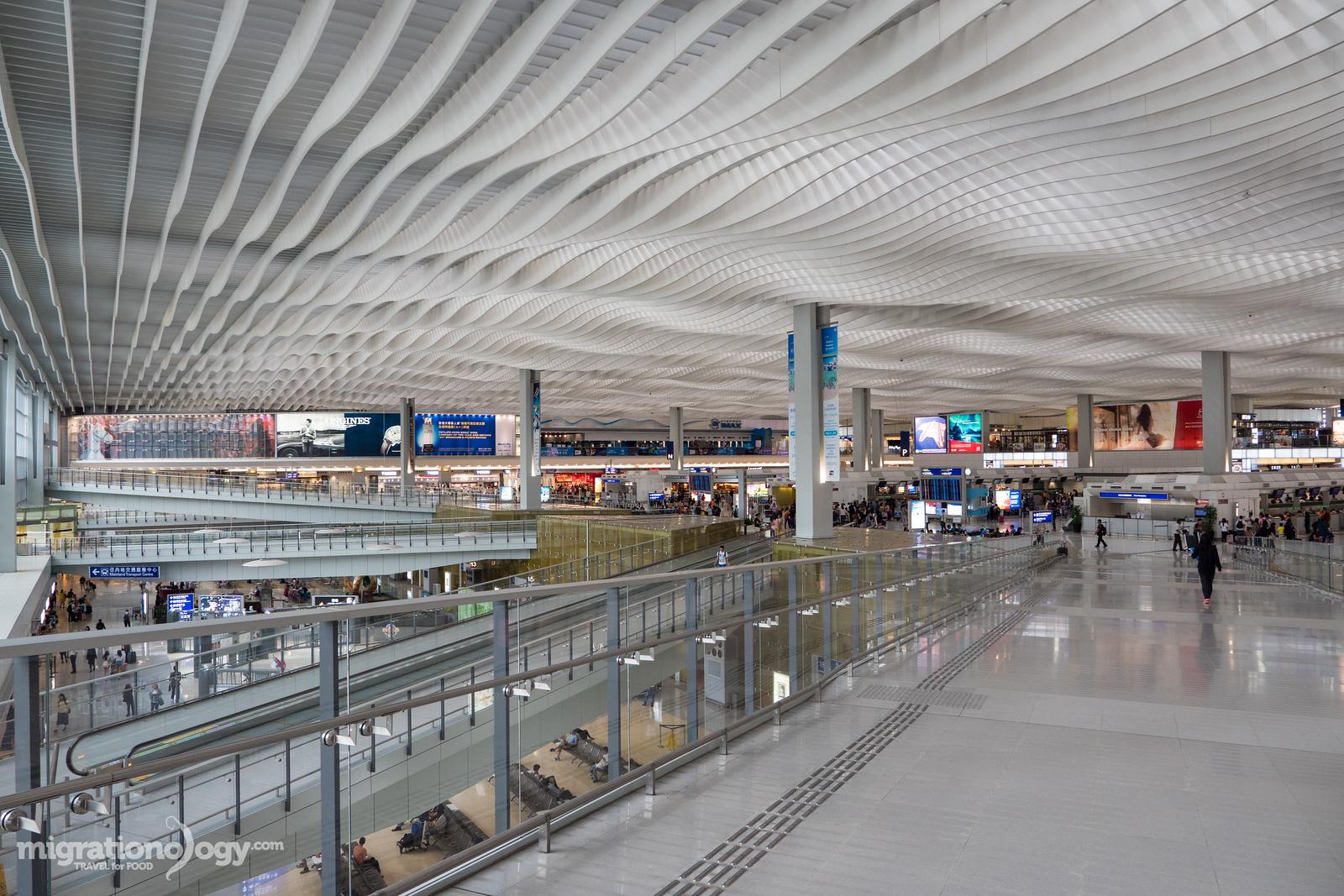 香港国际机场航站楼