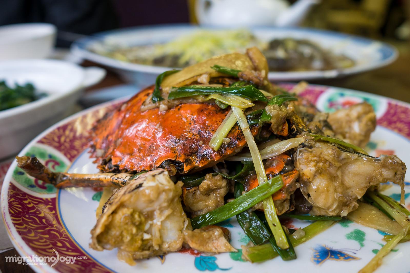 香港旅游食品指南