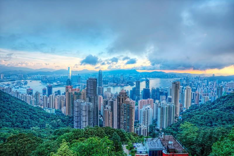 Sunrise @ HK