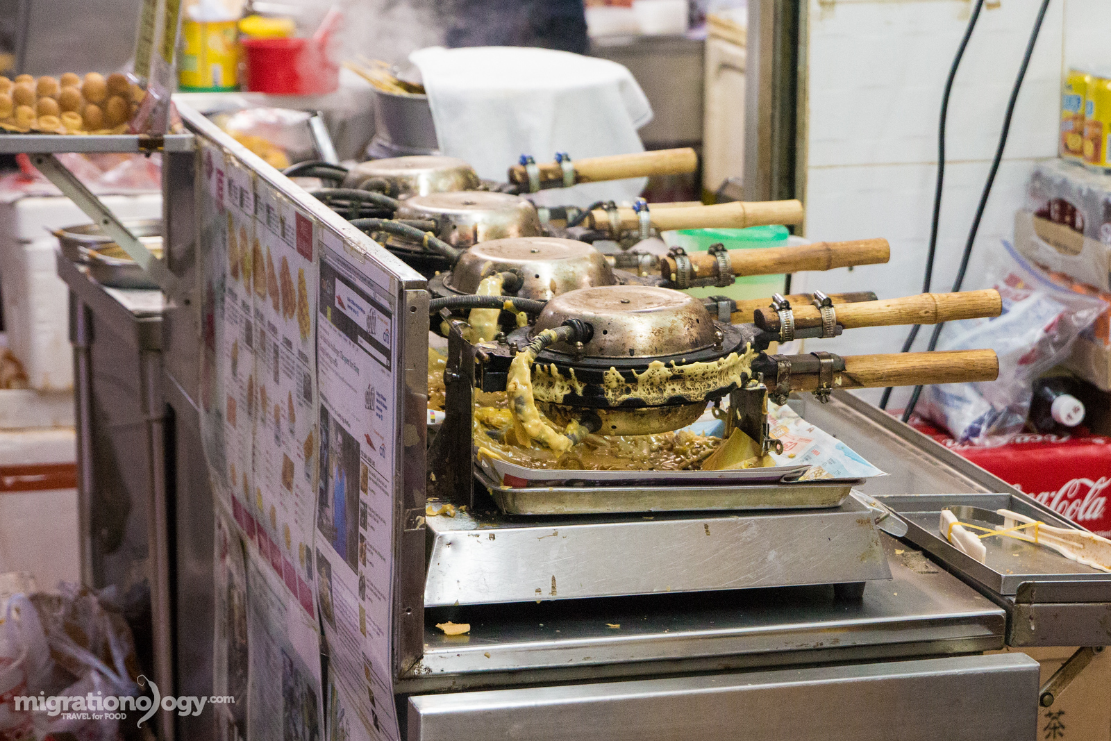 best Hong Kong egg waffles