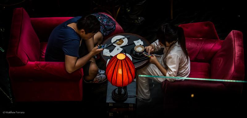 Modern Conversation, Hong Kong, China