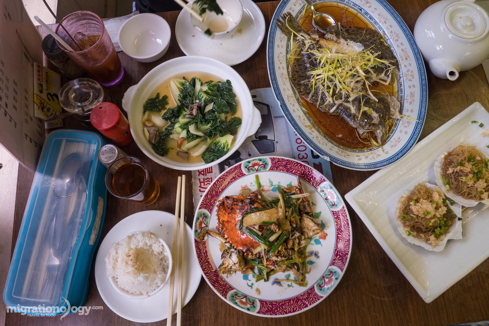 Aberdeen Fish Market Yee Hope Seafood Restaurant