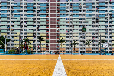 Choi Hung Estate.