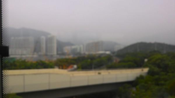 Hong kong august 2016