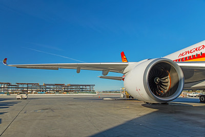 Hong Kong Airlines Airbus A350-900 B-LGC 12-18-17 13