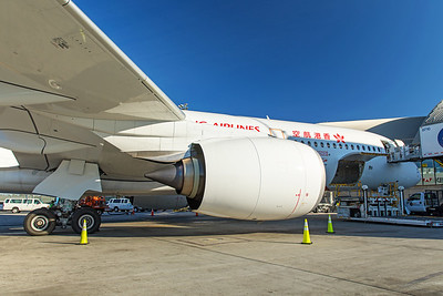 Hong Kong Airlines Airbus A350-900 B-LGC 12-18-17 29
