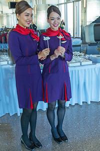 Hong Kong Airlines Airbus A350-900 B-LGC 12-18-17 7