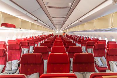 Hong Kong Airlines Airbus A350-900 B-LGC 12-18-17 20