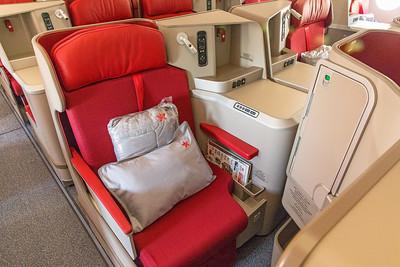 Hong Kong Airlines Airbus A350-900 B-LGC 12-18-17 19