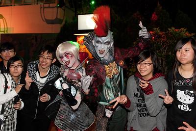 Halloween at Ocean Park 2010