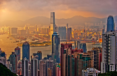 Hong Kong, image copyright Mike Behnken