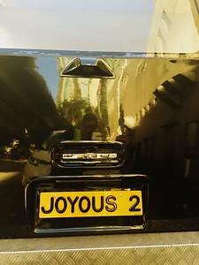 Joyous trip
