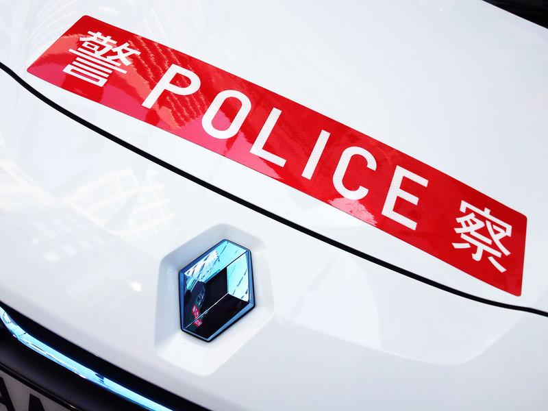 Renault La Police Electric