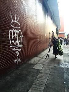 Graffitinerarium