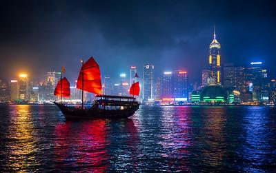 8 jours à Hong-Kong