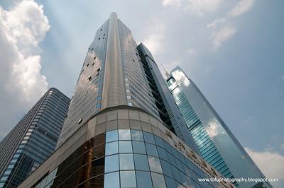 Guangzhou buildings - July 2009