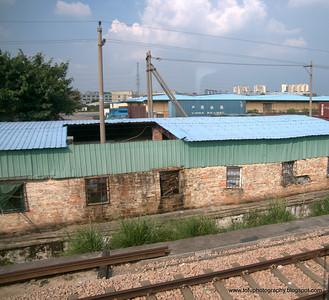 Southern China by train - July 2009