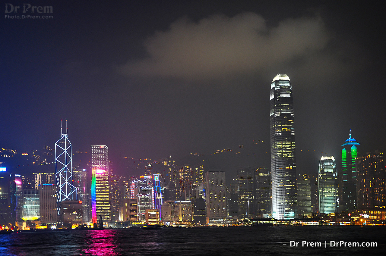 Yet Another View Of Hong Kong