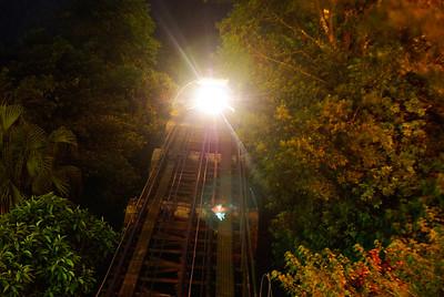 Swiatlo w tunelu