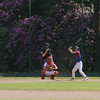 flinke film over pitching Timo met Floris catching