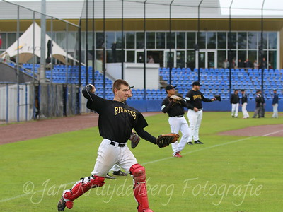 2014-08-17 Rookies Pirates vs Pioniers