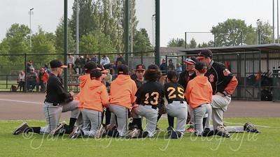 16 mei 2018 NL team U12 vs LL mid.NL