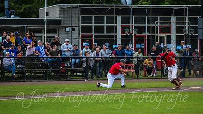 25-07-2020: Honkbal: Quick Amersfoort v HCAW: Amersfoort Openingswedstrijd Hoofdklasse