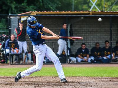 25-07-2020: Honkbal: Quick Amersfoort v HCAW: Amersfoort Openingswedstrijd Hoofdklasse Berend Ruben van HCAW
