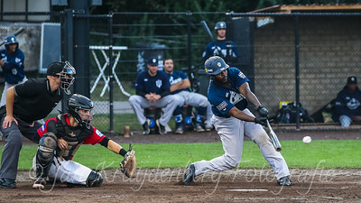 25-08-2020: Honkbal: Quick Amersfoort v Neptunus Rotterdam: Amersfoort (R) JOHNSON Willie of Neptunus