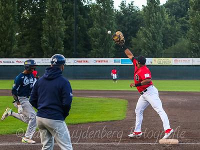 25-08-2020: Honkbal: Quick Amersfoort v Neptunus Rotterdam: Amersfoort