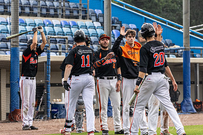 Kinheim v Bears  - Dutch baseball 2e division