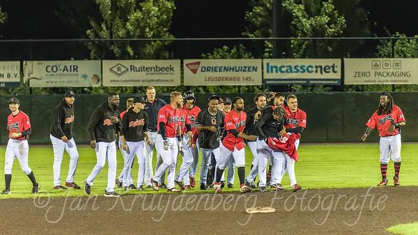 Quick v Pioniers - Dutch baseball big league